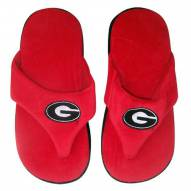Georgia Bulldogs Comfy Flop Slippers
