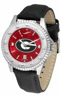 Georgia Bulldogs Competitor AnoChrome Men's Watch