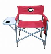 Georgia Bulldogs Director's Chair