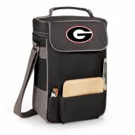Georgia Bulldogs Duet Insulated Wine Bag