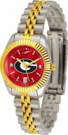 Georgia Bulldogs Executive AnoChrome Women's Watch
