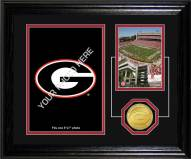 "Georgia Bulldogs ""Fan Memories"" Desktop Photo Mint"