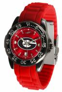 Georgia Bulldogs Fantom Sport Silicone Men's Watch