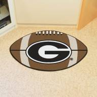Georgia Bulldogs Football Floor Mat