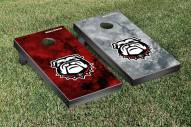 Georgia Bulldogs Galaxy Cornhole Game Set