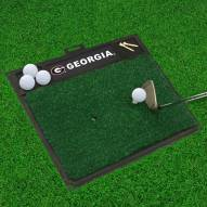 Georgia Bulldogs Golf Hitting Mat