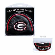 Georgia Bulldogs Golf Mallet Putter Cover