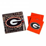 Georgia Bulldogs It's a Party Gift Set