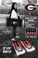 Georgia Bulldogs Junior Cornhole Game Set