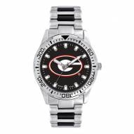 Georgia Bulldogs Men's Heavy Hitter Watch