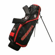 Georgia Bulldogs Nassau Stand Golf Bag