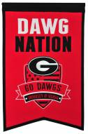 Georgia Bulldogs Nations Banner