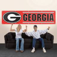 Georgia Bulldogs NCAA 8' Banner