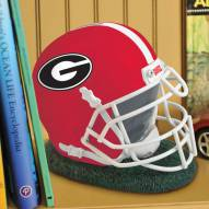 Georgia Bulldogs NCAA Helmet Bank