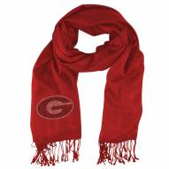 Georgia Bulldogs Pashi Fan Scarf