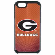 Georgia Bulldogs Pebble Grain iPhone 6/6s Plus Case