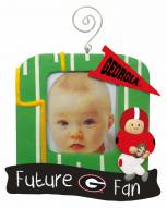 Georgia Bulldogs Photo Frame Ornament