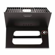 Georgia Bulldogs Portable Charcoal X-Grill
