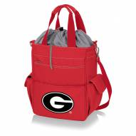 Georgia Bulldogs Red Activo Cooler Tote