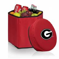 Georgia Bulldogs Red Bongo Cooler
