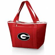 Georgia Bulldogs Red Topanga Cooler Tote