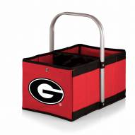 Georgia Bulldogs Red Urban Picnic Basket