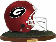 Georgia Bulldogs Replica Football Helmet Figurine