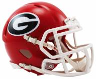 Georgia Bulldogs Riddell Speed Mini Replica Football Helmet