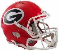 Georgia Bulldogs Riddell Speed Replica Football Helmet