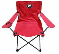 Georgia Bulldogs Rivalry Folding Chair