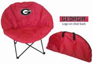 Georgia Bulldogs Rivalry Round Chair