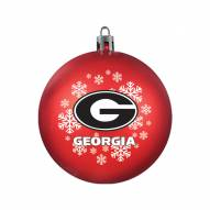 Georgia Bulldogs Shatterproof Ball Ornament