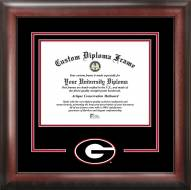 Georgia Bulldogs Spirit Diploma Frame