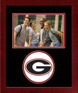 Georgia Bulldogs Spirit Horizontal Photo Frame