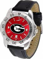 Georgia Bulldogs Sport AnoChrome Men's Watch