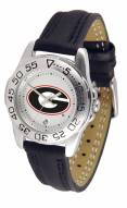 Georgia Bulldogs Sport Women's Watch