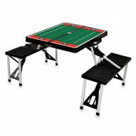 Georgia Bulldogs Sports Folding Picnic Table