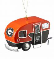Georgia Bulldogs Team Camper Ornament