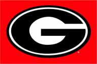 "Georgia Bulldogs 20"" x 30"" Tufted Rug"