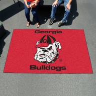 Georgia Bulldogs Ulti-Mat Area Rug