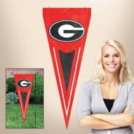 Georgia Bulldogs Yard Pennant