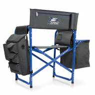 Georgia Southern Eagles Gray/Blue Fusion Folding Chair