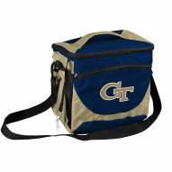 Georgia Tech Yellow Jackets 24 Can Cooler