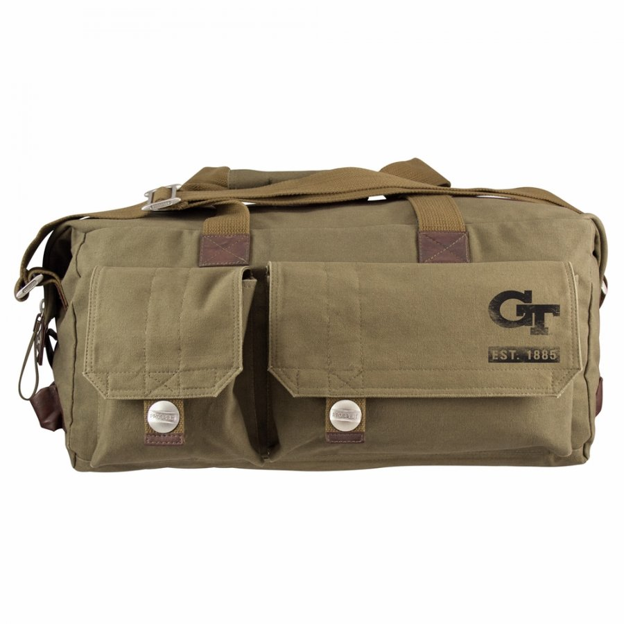 Georgia Tech Yellow Jackets Prospect Weekender Travel Bag
