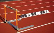 Gill Athletics Hurdle Stride Checker