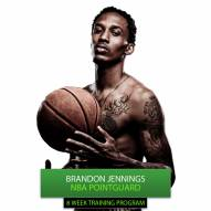 Go Pro Workouts Basketball Training Program - Brandon Jennings