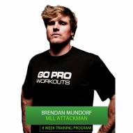 Go Pro Workouts Lacrosse Training Program - Brendan Mundorf