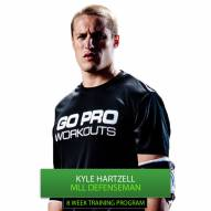 Go Pro Workouts Lacrosse Training Program - Kyle Hartzell