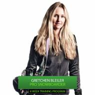 Go Pro Workouts Snowboard Training Program - Gretchen Bleiler