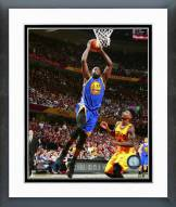 Golden State Warriors Draymond Green Game 4 of the 2015 Finals Framed Photo